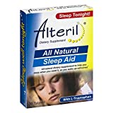 Alteril All Natural Sleep Aid 30 Tablets ( Pack of 5)