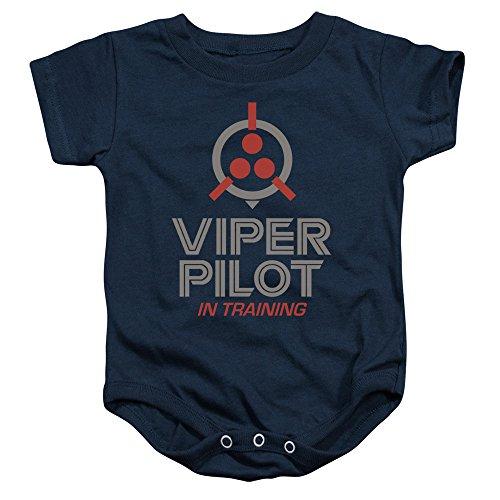 Nuovo Viper in Formazione Unisex Baby Snapsuit