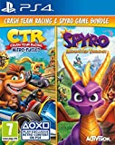 Crash Team Racing: Nitro Fueled & Spyro: Reignited Trilogy (Bundle) - PlayStation 4 [Edizione: Regno Unito]