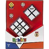 Rubik's- Rubik's- Il cubo di RUBIK l'originale, Duo Pack, 3x3 + 2x2 Mini, rompicapo professionale, età 8+, 6062613