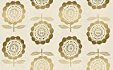 Cotton and Steel - Baumwollstoff Meterware mit Sonnenblumen