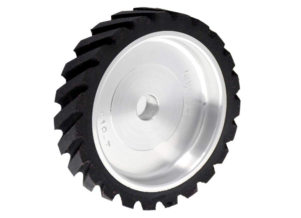 Burr King 502-S-90 Contact Wheel, 4-3/4