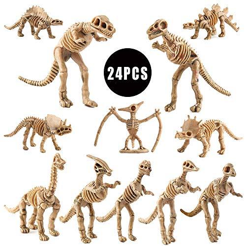 CYKT Kits y Juguetes de Ciencia para niños de 3-12 años, Juguete de Esqueleto fósil de...