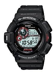 powerful Casio G9300-1 Madman G-Shock Impact Resistant Men's Sports Watch
