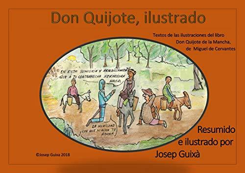 Don Quijote de la Mancha, ilustrado