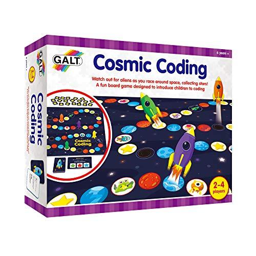 Galt Toys 1105500 Cosmic - Juego de codificacin, Multicolor
