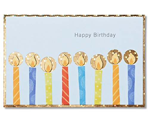 American Greetings Birthday Card (Cupcake)