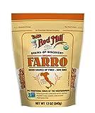 ボブズレッドミル オーガニック ファッロ (有機スペルト小麦) 340 g