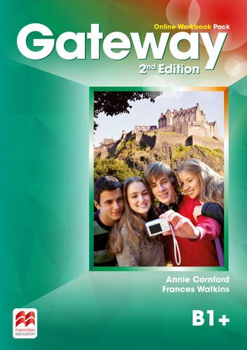 Gateway 2nd edition B1+ Online Workbook Pack
