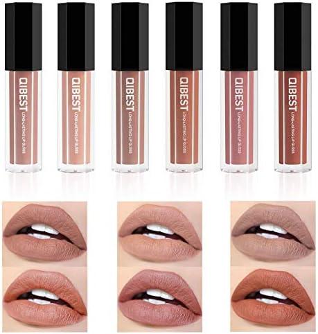 Matte Liquid Lipstick Set 6 Pcs Superstay Mate Ink Waterproof Lip Gloss Beauty Lips Makeup Set product image