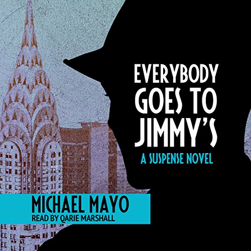 Everybody Goes to Jimmy's audiobook cover art