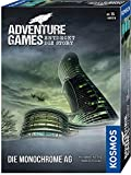 KOSMOS 695132 - Adventure Games - Die Monochrome AG. Entdeckt die Story Kooperatives...