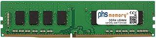 PHS-memory 4GB RAM módulo para ASUS Prime B250M-A DDR4 UDIMM 2133MHz
