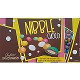 Confetti MAXTRIS NIBBLE colorati lentine al cioccolato al latte 1 KG