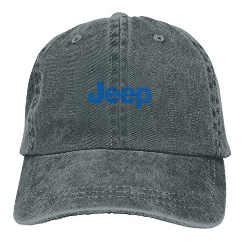 Baseball Caps, Original Exclusive Classic Je-Ep Hat with Button and Sweatband Adjustable Tie Hats for Women Men