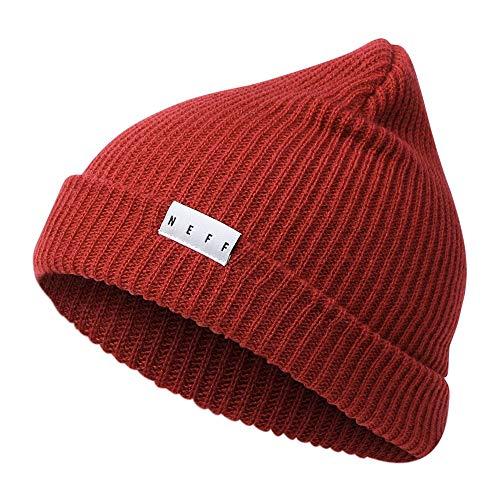 (ネフ NEFF) ビーニー メンズ スノーボード NF00002 FOLD BEANIE ニット帽 男性用 (parallel imports) [並行輸入品]