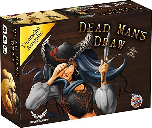 Asmodee HE763 - Dead Man's Draw, Kartenspiel
