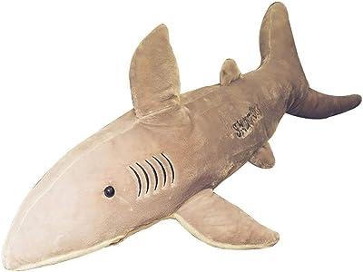 Amazon.com: Almohada de peluche para muñeca, diseño de pez ...