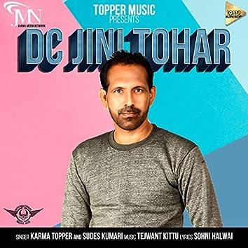 DC Jini Tohar