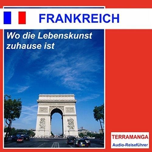 Reiseführer Frankreich Titelbild