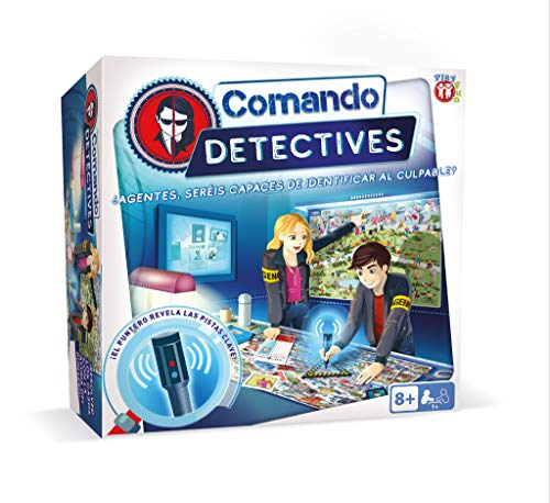 Play Fun - Comando Detectives (IMC Toys 93188)