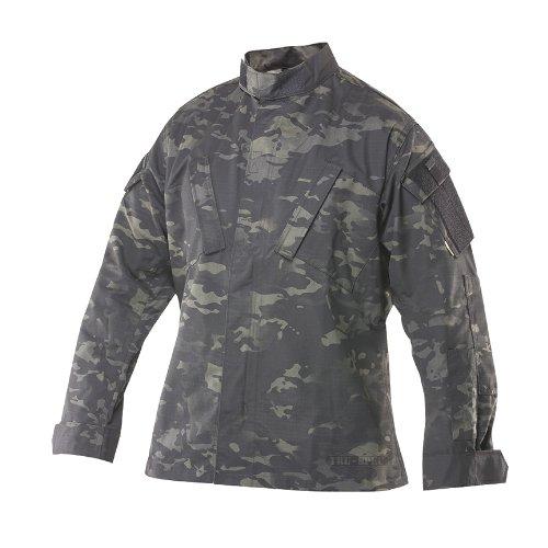 Tru-Spec T-Shirt de réponse Tactique Large Multicam Noir.