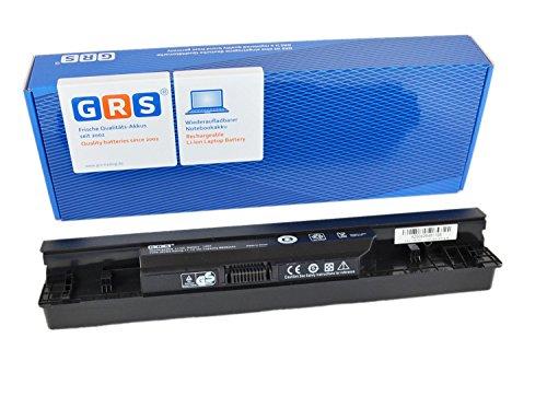 GRS Akku mit 6600mAh für Dell Inspiron 1464, 1564, 1764, ersetzt: JKVC5, 05Y4YV, 0FH4HR, 5YRYV, 9JJGJ, NKDWV, TRJDK, 451-11467, Laptop Batterie 6600mAh, 11.1V