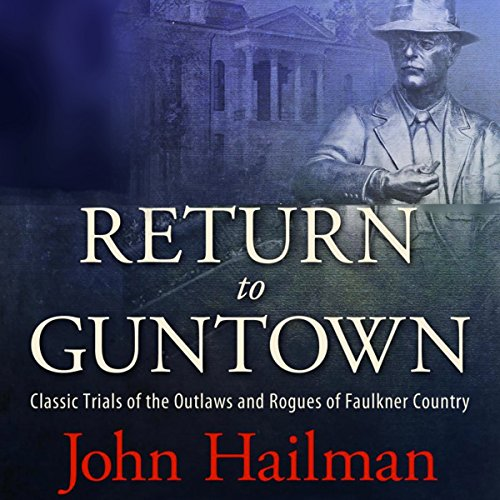 Return to Guntown audiobook cover art