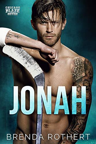 Jonah: A Chicago Blaze Hockey Romance (English Edition)