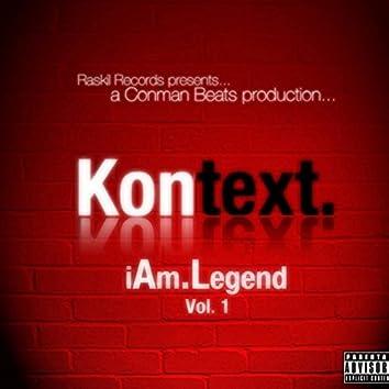 I Am Legend Vol 1