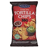 Eurofood Tortilla Chips Barbecue - 185 gr