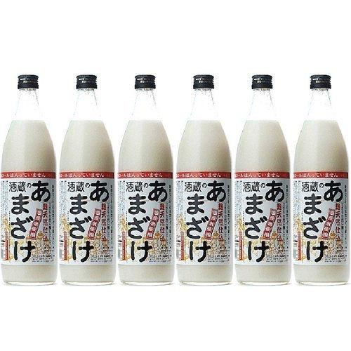 ぶんご銘醸 麹天然仕込 酒蔵のあまざけ 900ml (...