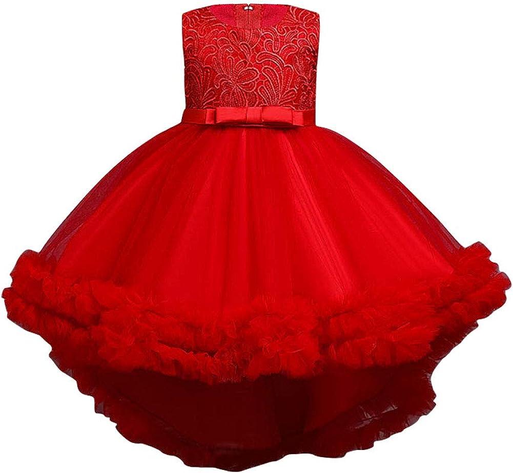 Flower Girl Directly managed store Princess Tutu Dress online shop Bridesmaid Ruffl Wedding Vintage