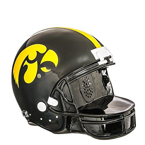 Team Sports America Iowa Hawkeyes Helmet Bluetooth Speaker
