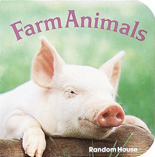 Farm Animals (A Chunky Book(R))