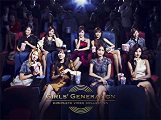 GIRLS' GENERATION COMPLETE VIDEO COLLECTION(完全限定盤Blu-ray)