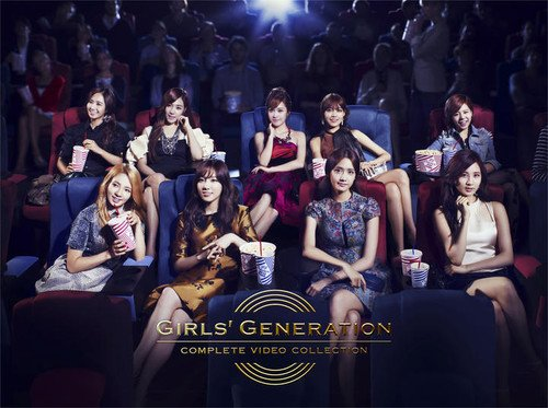 girls generations Girls Generation Complete Video Collection [Blu-ray]