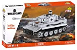 COBI WORLD OF TANKS - 3000 - TIGER 1