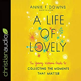 A Life of Lovely audiobook cover art
