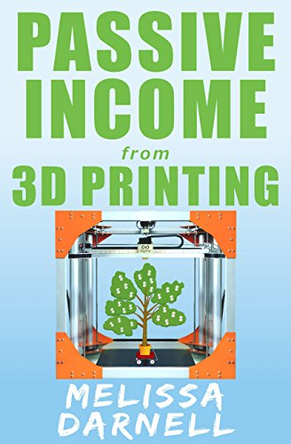 Passive Income from 3D Printing (Truly Passive Income Series): How to Start a 3D Printing Business Without Owning a 3D Printer in Just a Few Hours for ... and Easy 3D Design Tools (English Edition)