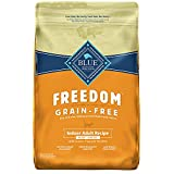 Blue Buffalo Freedom Grain Free Natural Indoor Weight Control Adult Dry Cat Food, Chicken 11-lb