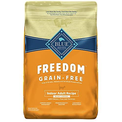 Blue Buffalo Freedom Grain Free Natural Indoor...