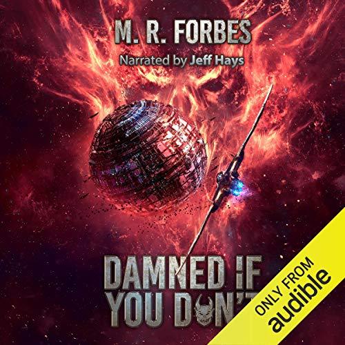 Page de couverture de Damned If You Don't