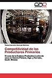 Competitividad de Los Productores Primarios: El caso de la Cadena Productiva Leche de vaca en Goméz Palacio, Dgo. y Torreón, Coah. México