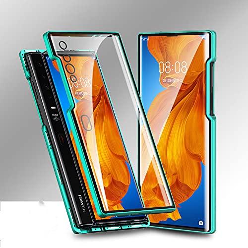Hülle® Arduo Proteger Protección Completa PC Funda Ultra Delgado,Anticolisión,Agarre Cómodo Carcasa Compatible para Huawei Mate XS/Huawei Mate X (2)