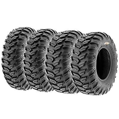 Set of 4 SunF A043 ATV Tires
