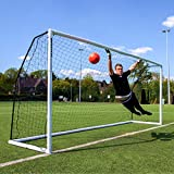 QuickPlay Pro Match-Fold Portable Soccer Goals