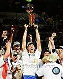 The Poster Corp Dirk Nowitzki mit der 2011 NBA Championship