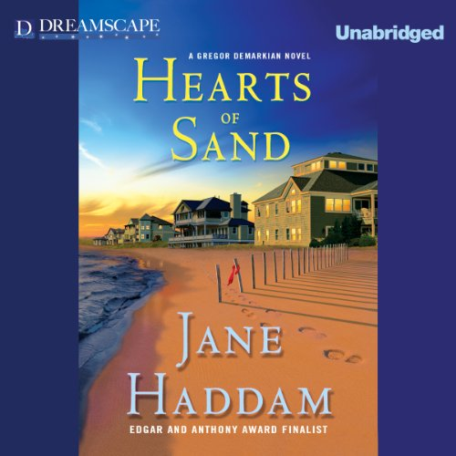 Hearts of Sand audiobook cover art