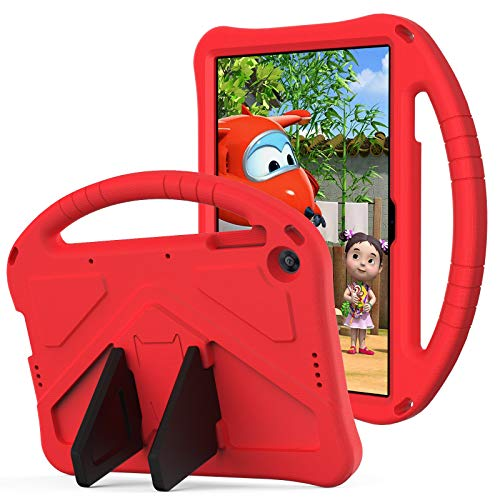 ZHIWEI Tablet PC Bolsas Bandolera para Huawei Matepad T10S 10.1'Case para Huawei Matepad T10 9.7' Caso para Disfrutar de la Tableta 2 10.1', para niños EVA a Prueba de Golpes, a Prueba de Golpes.